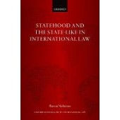 Statehood and the State-Like in International Law - ISBN 9780198851219