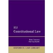 EU Constitutional Law - ISBN 9780198851592