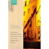 European Welfare State Constitutions after the Financial Crisis - ISBN 9780198851776