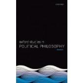 Oxford Studies in Political Philosophy Volume 6 - ISBN 9780198852643