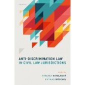 Anti-Discrimination Law in Civil Law Jurisdictions - ISBN 9780198853138