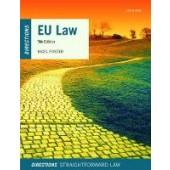 EU Law Directions - ISBN 9780198853909
