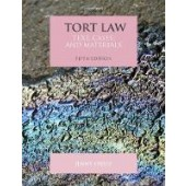 Tort Law: Text, Cases, and Materials - ISBN 9780198853916