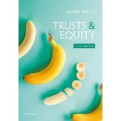 Trusts & Equity - ISBN 9780198854142