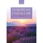 European Union Law - ISBN 9780198855750