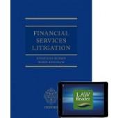 Financial Services Litigation: Digital Pack - ISBN 9780198859253