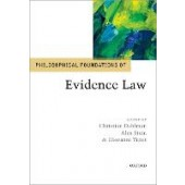Philosophical Foundations of Evidence Law - ISBN 9780198859307