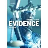 Evidence - ISBN 9780198864172
