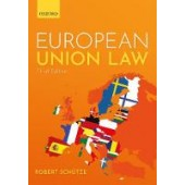 European Union Law - ISBN 9780198864660