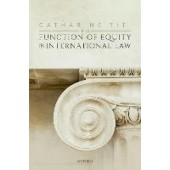 The Function of Equity in International Law - ISBN 9780198868002