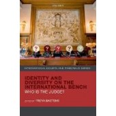 Identity and Diversity on the International Bench: Who is the Judge? - ISBN 9780198870753