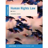 Human Rights Law Directions - ISBN 9780198871347