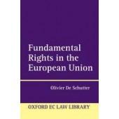 Fundamental Rights in the European Union - ISBN 9780199548491