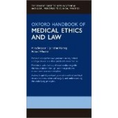 Oxford Handbook of Medical Ethics and Law - ISBN 9780199659425