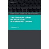 The European Court of Justice and International Courts - ISBN 9780199660476