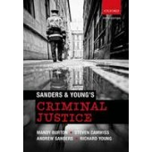 Sanders & Young's Criminal Justice - ISBN 9780199675142