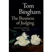 The Business of Judging: Selected Essays and Speeches: 1985-1999 - ISBN 9780199693351