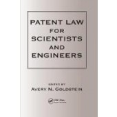 Patent Laws for Scientists and Engineers - ISBN 9780367393212