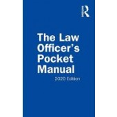 The Law Officer's Pocket Manual: 2020 Edition - ISBN 9780367445164