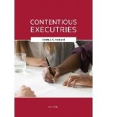 Contentious Executries - ISBN 9780414030947