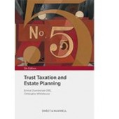 Trust Taxation and Estate Planning - ISBN 9780414059900