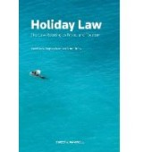 Holiday Law: The Law relating to Travel and Tourism - ISBN 9780414065888