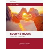 Haley & McMurtry: Equity & Trusts - ISBN 9780414078291