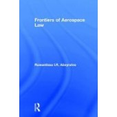 Frontiers of Aerospace Law - ISBN 9780754619499
