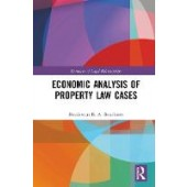 Economic Analysis of Property Law Cases - ISBN 9781138021679