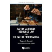 Safety and Human Resource Law for the Safety Professional - ISBN 9781138196216