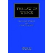 The Law of Wreck - ISBN 9781138208278