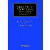 The Law of Yachts & Yachting - ISBN 9781138209923