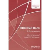 FIDIC Red Book: A Commentary - ISBN 9781138235328
