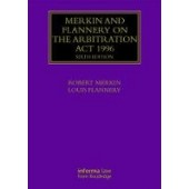 Merkin and Flannery on the Arbitration Act 1996 - ISBN 9781138826656
