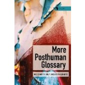 More Posthuman Glossary - ISBN 9781350231436