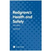 Redgrave's Health and Safety: First Supplement to the Ninth edition - ISBN 9781474313414