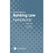 Butterworths Banking Law Handbook - ISBN 9781474313919