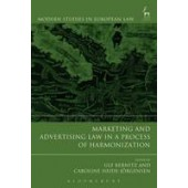 Marketing and Advertising Law in a Process of Harmonisation - ISBN 9781509900671