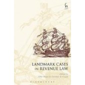 Landmark Cases in Revenue Law - ISBN 9781509912261