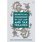 Beneficial Ownership in Tax Law and Tax Treaties - ISBN 9781509923076