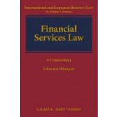European Financial Services Law - ISBN 9781509923885