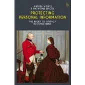 Protecting Personal Information: The Right to Privacy Reconsidered - ISBN 9781509924851