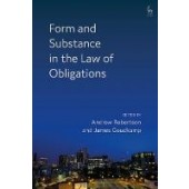 Form and Substance in the Law of Obligations - ISBN 9781509929450