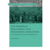 The European Parliament and Delegated Legislation: An Institutional Balance Perspective - ISBN 9781509931859