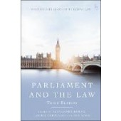 Parliament and the Law - ISBN 9781509934096