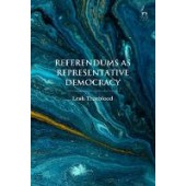 Referendums as Representative Democracy - ISBN 9781509940806