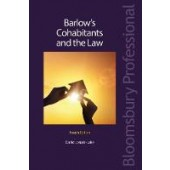 Barlow's Cohabitants and the Law - ISBN 9781526503046
