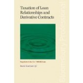 Taxation of Loan Relationships and Derivative Contracts - Supplement to the 10th edition - ISBN 9781526507068