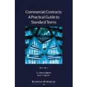Commercial Contracts: A Practical Guide to Standard Terms - ISBN 9781526508331