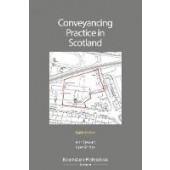 Conveyancing Practice in Scotland - ISBN 9781526509468